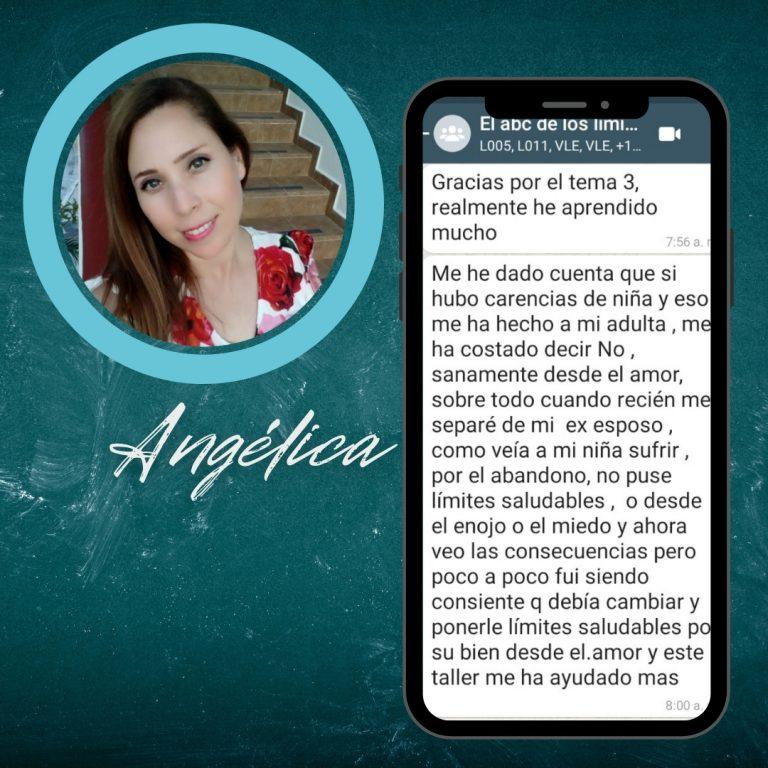 Testimonio Angélica 1