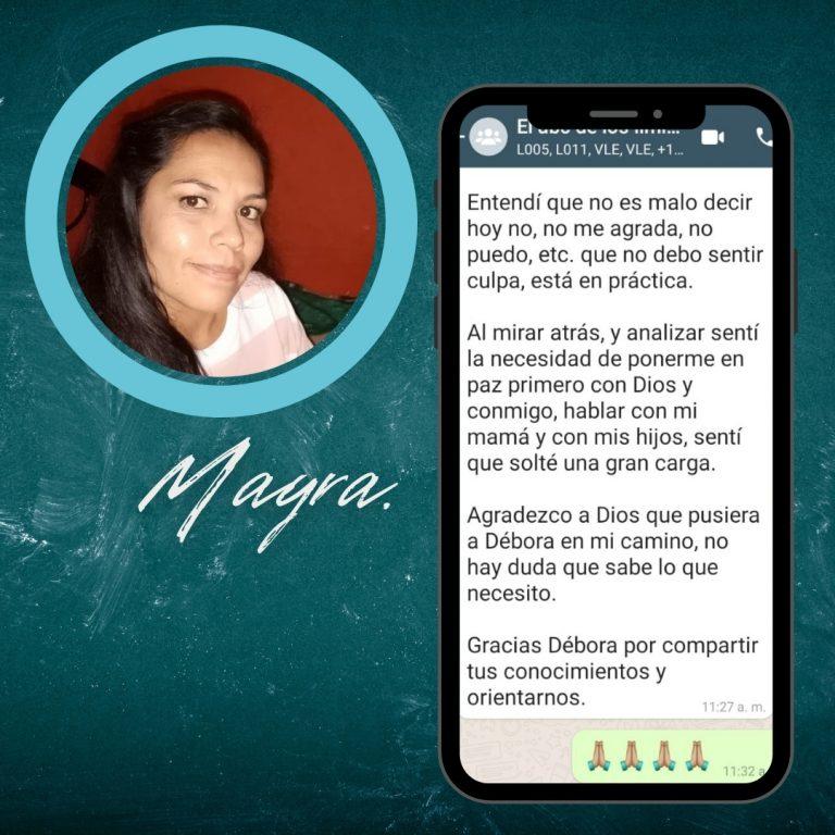 Testimonio Mayra